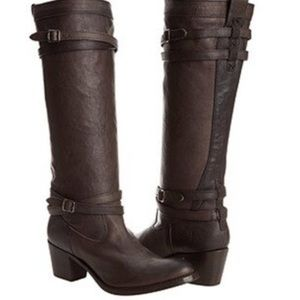 Frye Jane Strappy Boot